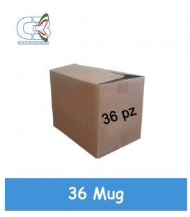 Tazza Mug, cm 8x9,5h. 36PZ