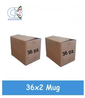 Tazza Mug, cm 8x9,5h.72PZ