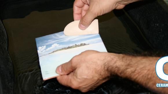 Creazione Decalco per Ceramica Digitale