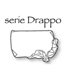 Placca Drappo 26x17 cm