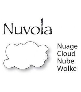 Placca Ellas Nuvola cm.21x34