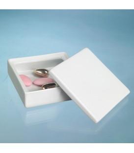 Scatola Quadrata - 6,5x6,5x4h