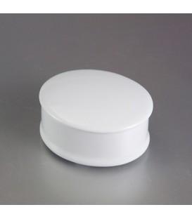 Scatola Ovale - 8x6,5x4h