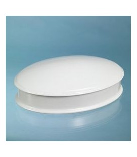 Scatola Ovale T/bernand - 18,5x13x5h