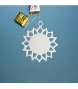 Ornamento Stella 'Äì ca.10ø