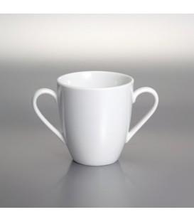 Tazza mug bebe con manici, 7x8h