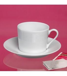 Tazza c/p colazione mimosa p/limoges