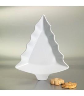 Piatti Abete' h 20cm in ceramica