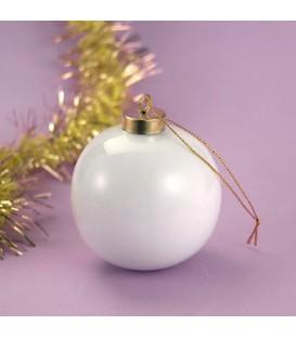 Pallina di Natale Diam 8 cm