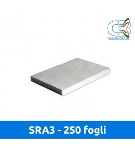 Carta per decalcomanie SRA3 x 250 da 150Gr.