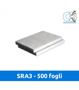 Carta per decalcomanie SRA3 x 500 da 150Gr.