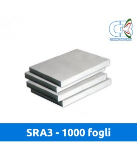 Carta per decalcomanie SRA3 x 1000 da 150Gr.