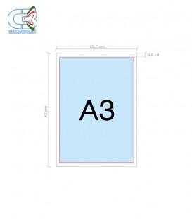 Stampa Decalco A3 - CON lacca