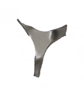 Distanziatori a treppiede in acciaio refrattario Temperatura massima 1050°.