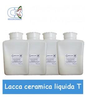 Lacca Ceramica Trasparente  - 10KG OFFERTA