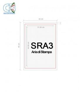 Stampa Decalcomanie SRA3 - Non laccata