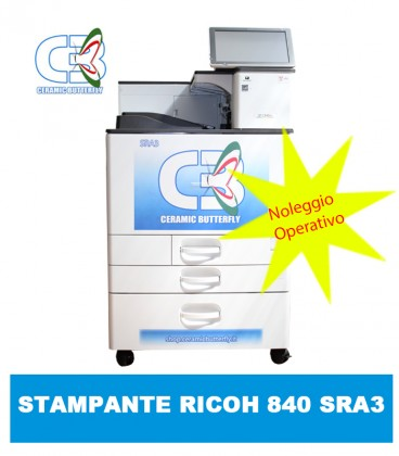 Stampante fotoceramica SRA3